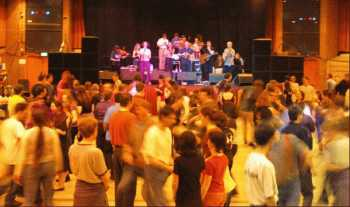 The final ceilidh in Sheffield 2003